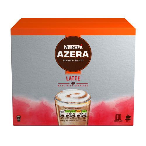 Nescafe Azera Latte Sachets (Pack of 35) 12366623