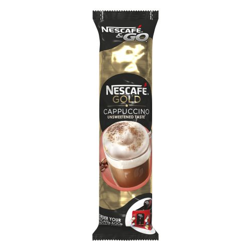Nescafe and Go Cappuccino (Pack of 8) 12367461
