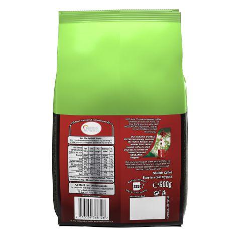 Nescafe Instant Coffee 600g Refill 12315643