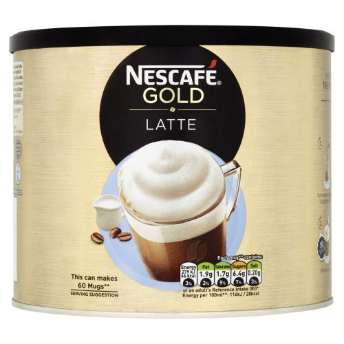 Nescafe Gold Latte Instant Coffee 1kg Ref 12314885