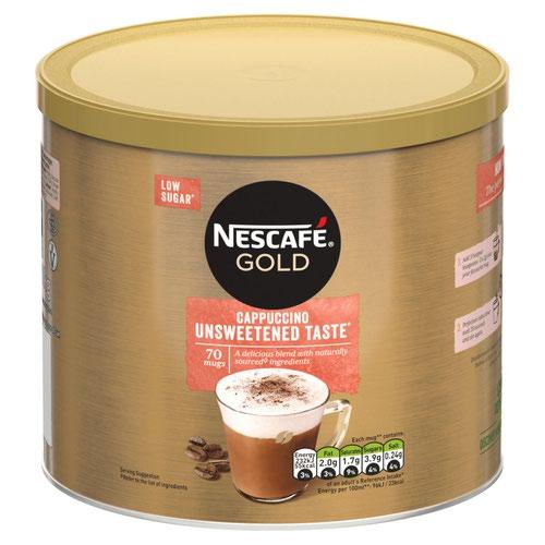 Nescafe Cappuccino Instant Coffee (1kg) Ref 12235764