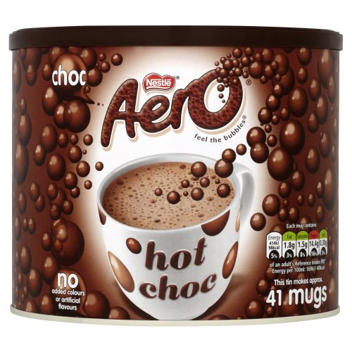 Nestle Aero Hot Chocolate 1kg A02765