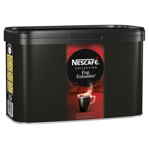 Nescafe Cap Colombie Instant Coffee 500g (Will make around 277 cups of coffee) 12284223