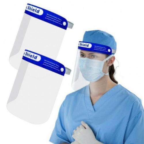 Protective Face Shield - Pack of 10