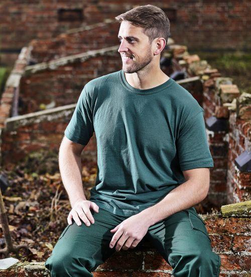 Plover Premium T-Shirt - 3XL - Burgundy Polo Shirts and T-Shirts 1000-3XL-BY
