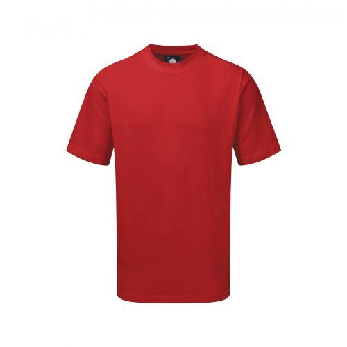 Plover Premium T-Shirt - 4XL - Red