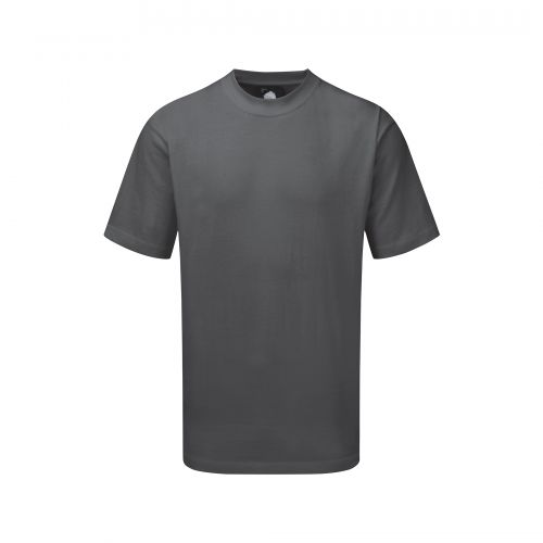 Goshawk Deluxe T-Shirt - 5XL - Graphite