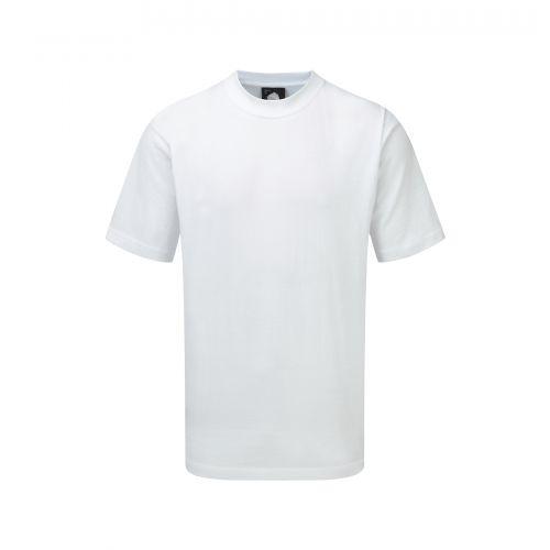Goshawk Deluxe T-Shirt - 5XL - White