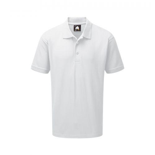 Osprey Deluxe Poloshirt - XL - White