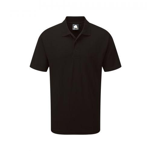 Raven Classic Poloshirt - M - Black