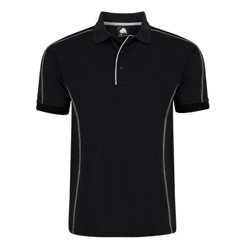 Crane Poloshirt - 3XL - Black