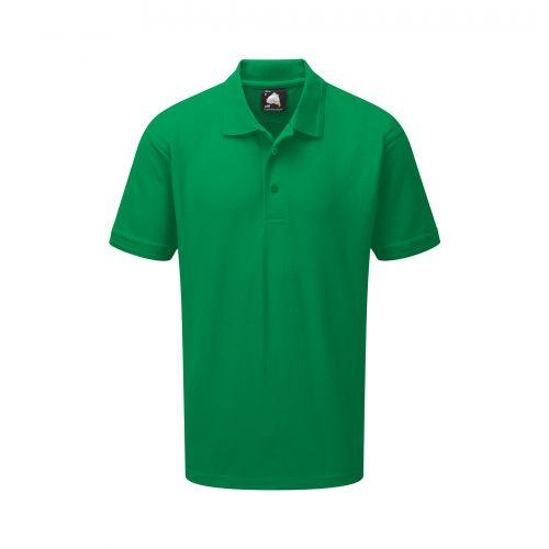 Eagle Premium Poloshirt - M - Kelly Green