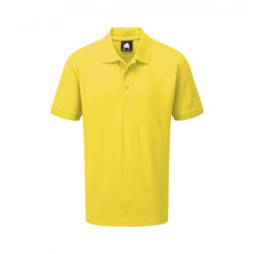 Eagle Premium Poloshirt - 5XL - Yellow