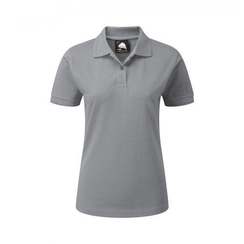 Wren Ladies Poloshirt - 14 - Ash
