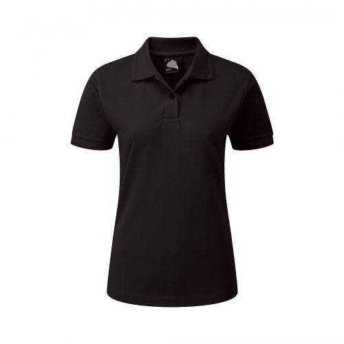 Wren Ladies Poloshirt - 18 - Black
