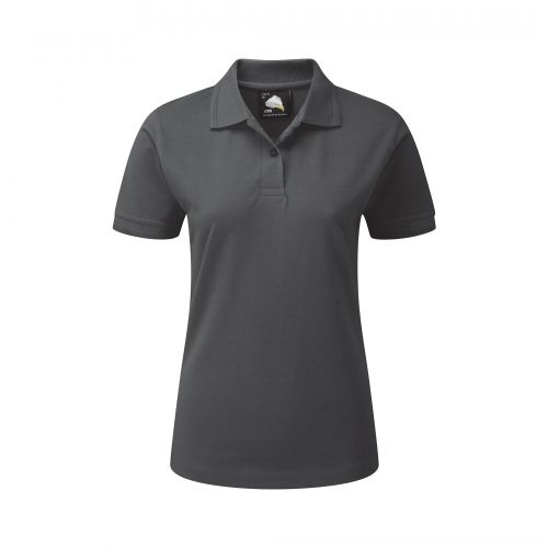 Wren Ladies Poloshirt - 22 - Graphite