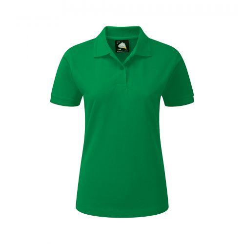 Wren Ladies Poloshirt - 10 - Kelly Green