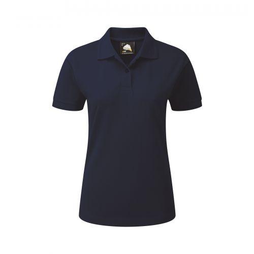 Wren Ladies Poloshirt - 18 - Navy