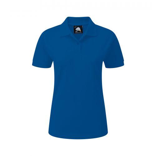 Wren Ladies Poloshirt - 10 - Reflex Blue