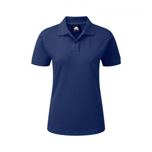 Wren Ladies Poloshirt - 20 - Royal