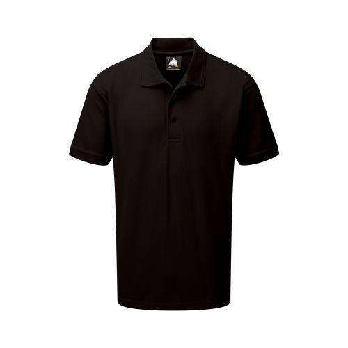 Oriole Wicking Poloshirt - 2XL - Black