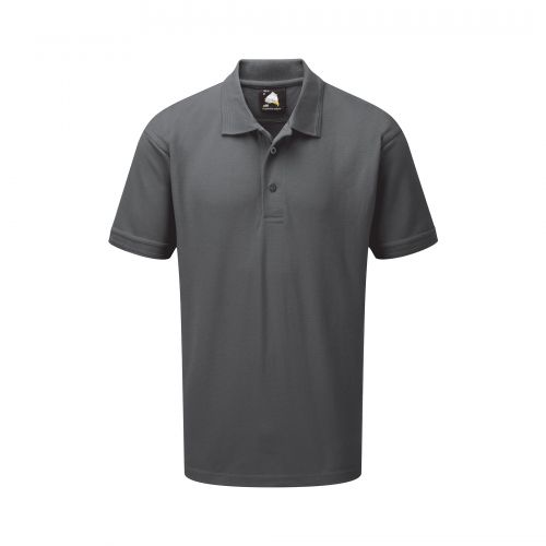 Oriole Wicking Poloshirt - 5XL - Graphite