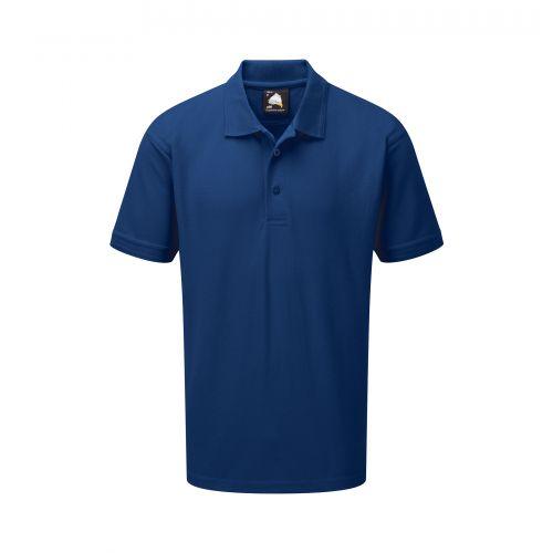 Oriole Wicking Poloshirt - L - Royal