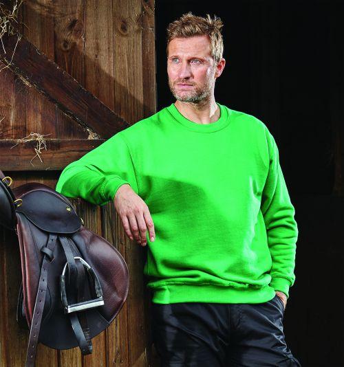 Kite Premium Sweatshirt - M - Kelly Green Fleeces, Sweatshirts & Jumpers 1250-M-KE