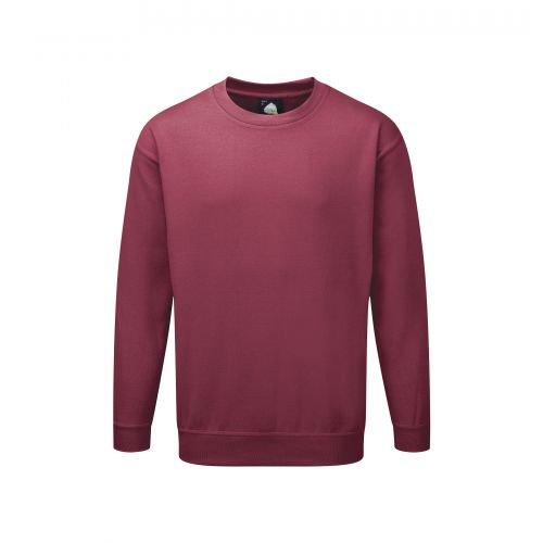 Kite Premium Sweatshirt - 2XL - Burgundy
