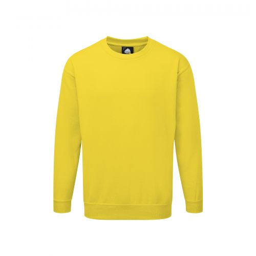 Kite Premium Sweatshirt - 5XL - Yellow