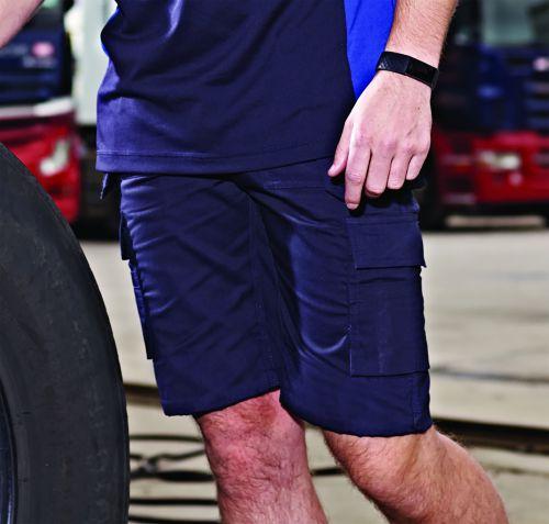 Merlin Tradesman Shorts - 50 - Black