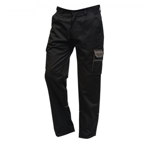 Silverswift Combat Trouser - 30S - Black - Graphite