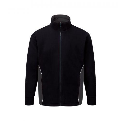 Silverswift Premium Fleece - XS - Black - Graphite