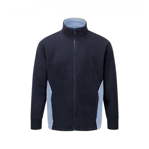 Silverswift Premium Fleece - L - Navy - Sky Fleeces, Sweatshirts & Jumpers 3180-L-NVSK