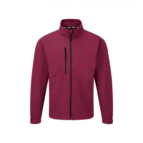 Tern Softshell Jacket - 5XL - Burgundy