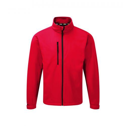 Tern Softshell Jacket - 5XL - Red