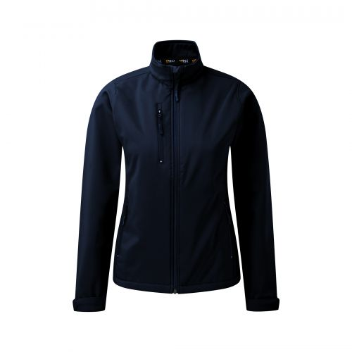 Ladies Tern Softshell Jacket - 8 - Navy