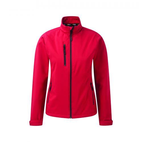 Ladies Tern Softshell Jacket - 10 - Red