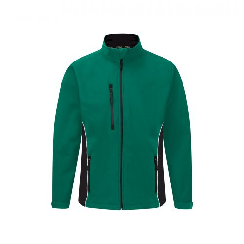 Silverswift Softshell Jacket - 5XL - Bottle - Black