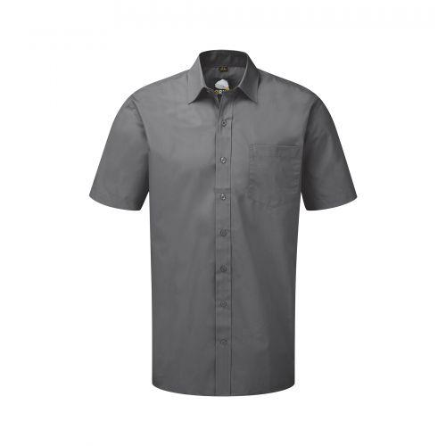 Manchester Premium S/S Shirt - 21 - Graphite