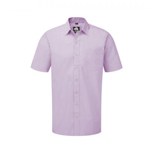 Manchester Premium S/S Shirt - 19 - Lilac