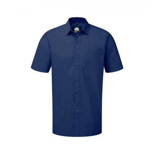 Manchester Premium S/S Shirt - 20 - Royal