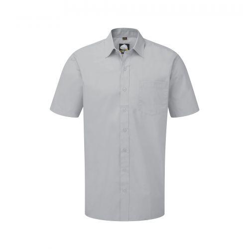 Manchester Premium S/S Shirt - 17 - Silver
