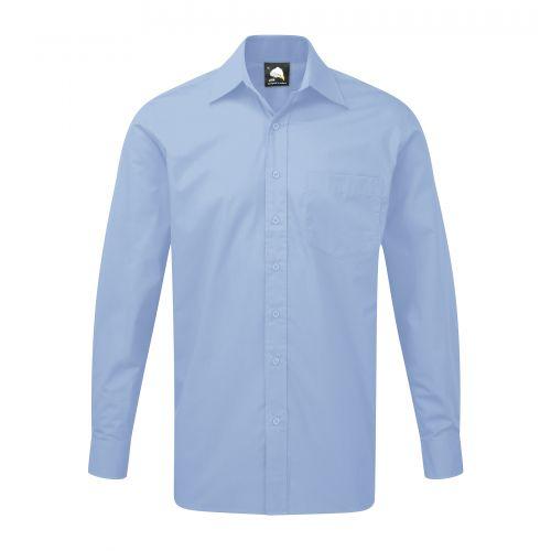 Manchester Premium L/S Shirt - 23 - Sky