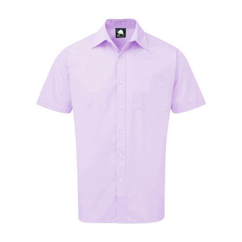 Essential S/S Shirt - 23 - Lilac