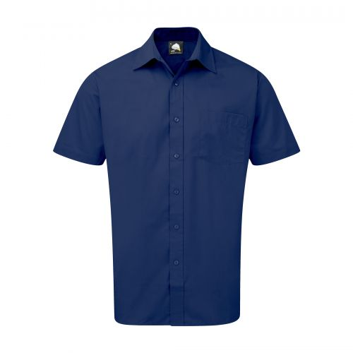 Essential S/S Shirt - 16.5 - Royal