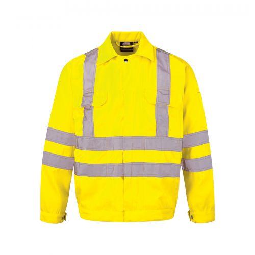Hi-Vis Rook Jacket - XL - Hi-Vis Yellow