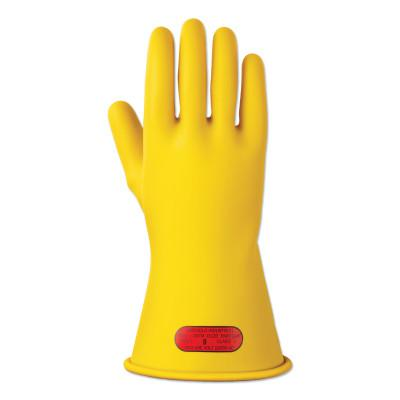 ANSELL Marigold Rubber Insulating Gloves, Size 10, Yellow