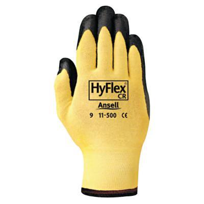 HYFLEX HyFlex CR Gloves, Size 10