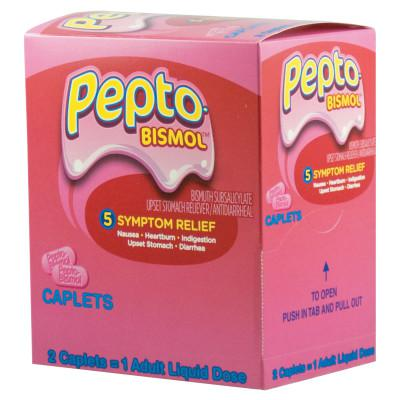 PEPTO-BISMOL Tablets, Two-Pack